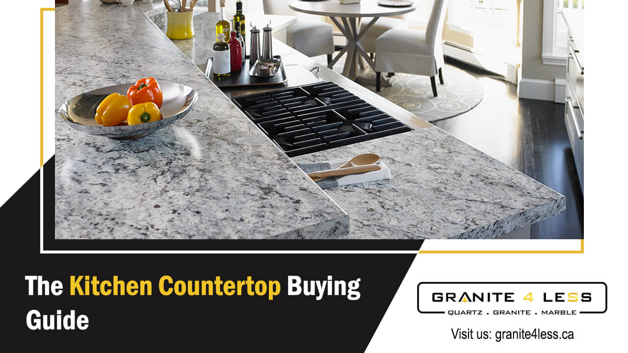 The Kitchen Countertop Buying Guide